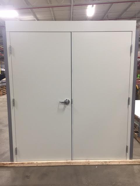 6070 Double Door Design Components
