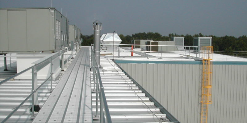 Industrial aMetal Building Accessories-rooftop