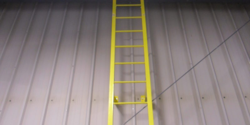 Industrial and Commercial Ladders