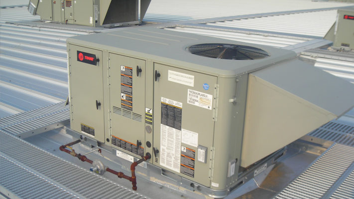 condensing support unit