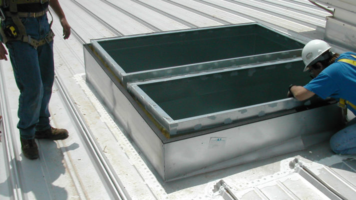 What Is A Roof Curb Design Components