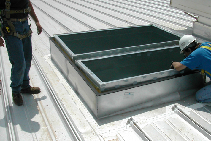 Roof Curbs And Hatches Supplier Design Components Inc