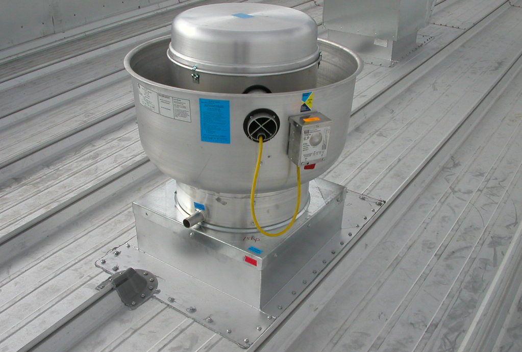 powered ventilation service
