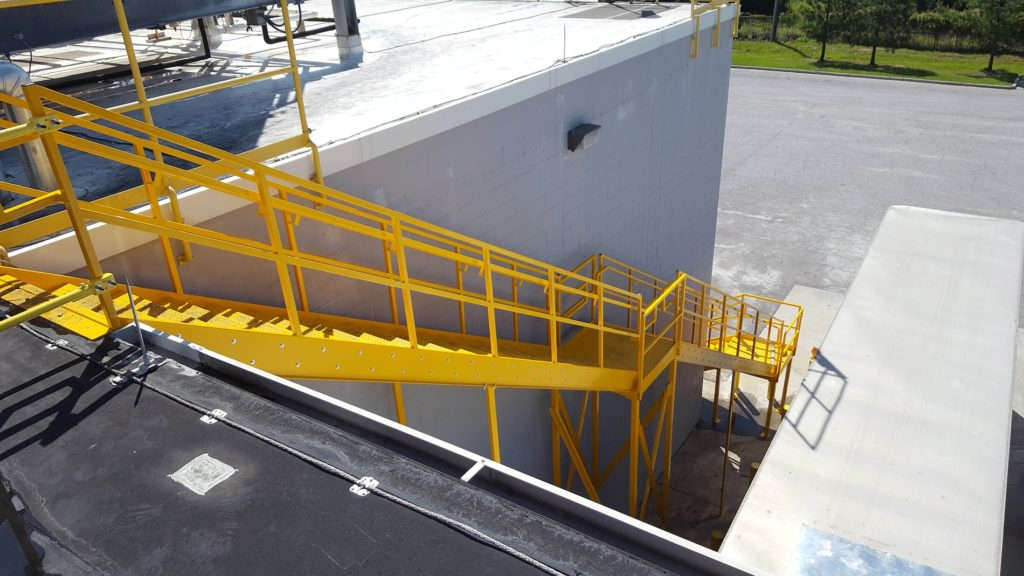 Modular Mezzanine Structures And Stairs   Design ComponentS