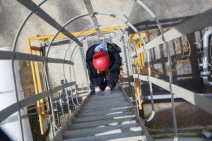 OSHA Fall Protection Ladders